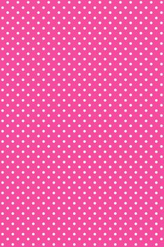 Pink Polka Dot iPhone 4 Background Wallpapers