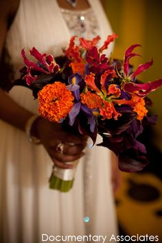 Indian/Western wedding bouquet at Woodend - photo by @Documentary Associates - flowers by www.eleganceandsimplicity.com