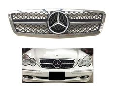 MERCEDES-BENZ C-CLASS W204 2007-2011 NEW FRONT BUMPER ALUMINUM REINFORCEMENT