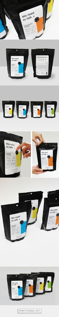 We need to talk® on Behance - created via http://pinthemall.net