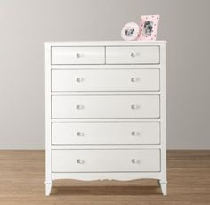 Sloane Tall Dresser $1299 at RHbaby.com