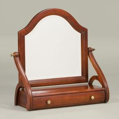 Mirror that sits atop BWI Chest of Drawers