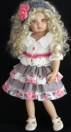 Kidz n Cats Doll Handmade Clothes Ebay Seller kalyinny