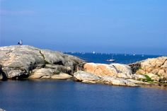 Marstrand Island, Sweden