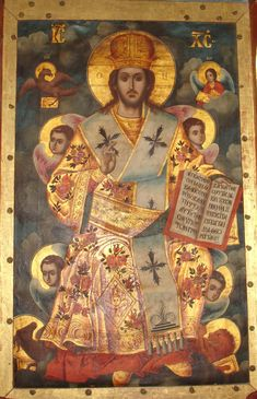 Orthodox Icons, Painting, Art, Art Background, Painting Art, Kunst, Paintings, Performing Arts, Painted Canvas