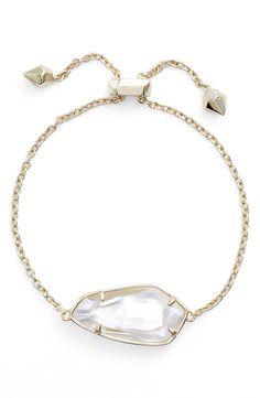 Kendra Scott 'Cambel' Line Bracelet available at #Nordstrom