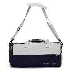 Sale 17% (12.99$) - Nylon Gym Fitness Bucket Bags Men Sports Training Shoulder Barrel