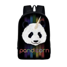 c5a118dd059 Funny Dabbing Cartoon Backpack ( shipped from US ). Backpack For Teens ·  Cat Backpack · Backpacks For Teen Boys · Panda · School Bags For Kids ...