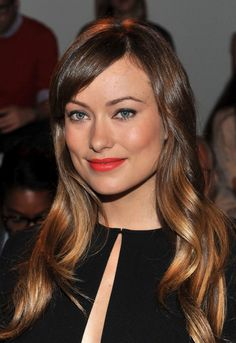 Olivia Wilde long hair style 2011 (5)