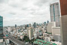Bangkok | Unser Aufenthalt im lebua at State Tower Hotels In Bangkok, Open Air, Das Hotel, San Francisco Skyline, Skyscraper, Tower, Building, Travel, Singapore