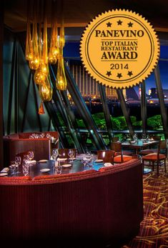 Best Italian Restaurant in Las Vegas • Panevino Italian Grille