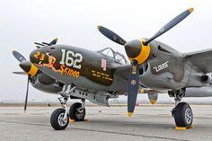 Lockheed P-38J Lightning | by WingmanPhotography
