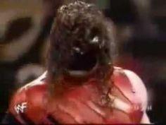 Kane masked tribute - YouTube