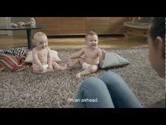 'Let's talk baby', de Publicis Conseil para Guigoz