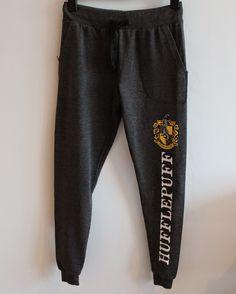 Harry Potter Muggle Youth Basics Fleece Pocketed Sweat Pants