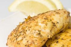 Herbed Lemon Chicken in a Crock Pot / Slow Cooker