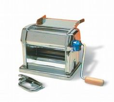 Amazon.com: Imperia Restaurant Manual Pasta Machine with Handle, Clamp and Tray: Pasta Makers: $629 http://www.amazon.com/gp/product/B002G9BPOI/ref=as_li_qf_sp_asin_il_tl?ie=UTF8&camp=1789&creative=9325&creativeASIN=B002G9BPOI&linkCode=as2&tag=softantibacte-20&linkId=VYACNXGOSQPZBQR6