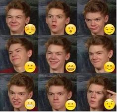 Which Thomas are you?