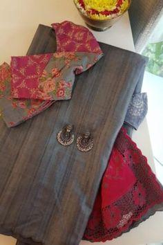 Ethnic Sarees, Indian Silk Sarees, Soft Silk Sarees, Cotton Saree, Silk Saree Kanchipuram, Kanjivaram Sarees, Blouse Designs Silk, Designer Blouse Patterns, Saree Color Combinations