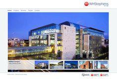 WHS web design