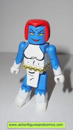 minimates MYSTIQUE wave 11 series mini mates x-men art asylum action figures