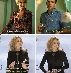 American horror story {Jessica Lange}// haha love her//