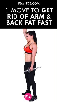 Try This Upper Body Workout For Women (Very Effective) Add these back exercises at home or at the gym to sculpt a strong, sexy back, and shoulders all at once and reduce the appearance of back fat. Go checkout the full routine! Fast Workouts, At Home Workouts, Body Workouts, Back Fat Exercises At Home, Pilates Workout, Lean Arm Workouts, Workout Routines, Back Exercises For Women, Exercise At Home