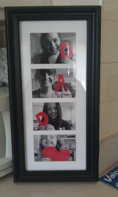 Fathers Day Gift 2012 - Daughters and Granddaughter