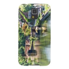 Samsung Galaxy S5 - Relaxation Case For Galaxy S5 The Case-Mate Barely There Samsung Galaxy S5 Case is an impact resistant  plastic case that protects the back and sides of your phone #fishing #waterway