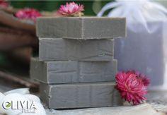 Holt-tengeri iszap kecsketejes szappan / Dead Sea mud goat milk soap