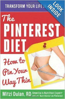 Check out The Pinterest Diet: How to Pin Your Way Thin! Fun way to lose weight eating clean foods and exercising very efficiently!