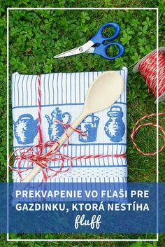 Oživte darček originálnym balením za pár minút.