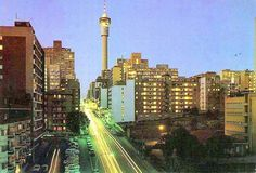 I was just wondering if anyone had some South African city photos from around The reason I ask is that I like the old pictures and new stuff is. Johannesburg Skyline, World Cities, Aerial Photography, Old Pictures, Travel Posters, Seattle Skyline, South Africa, City Photo, Pretoria
