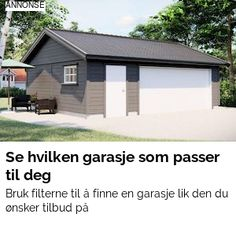 Slik lager du en blomstrende gjerde - viivilla.no Carpentry, Shed, Outdoor Structures, Diy, Home, Terrace, Woodwork, Joinery, Bricolage
