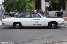 vintage New York State police cars - Google Search