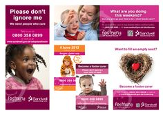 Fostering & Adoption Campaigns