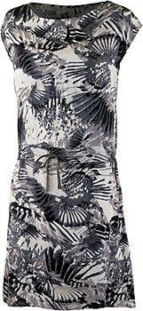 Culture Kurzarmkleid Damen schwarz/weiß im Online Shop von SportScheck kaufen