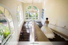 I like this for the First Look  The Ritz-Carlton Laguna Niguel Wedding | Michael and Jessica