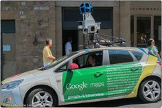 Google street view car spotted in Florence | Florence Daily News