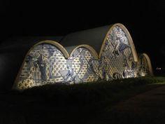 Pampulha Oscar Niemeyer, United Nations Headquarters, Modern Architecture, Brazil, Texture, Architecture, Modernism, Contemporary Architecture