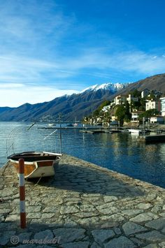 Lago Maggiore, Ascona, Ticino, Switzerland Copyright: Daniel Solinger