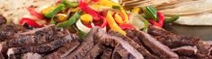 Beef Fajitas: Signature Menu Items - Don Strange of Texas Inc.