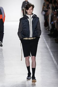 Tim Coppens Spring-Summer 2017 New York Fashion Week Men's