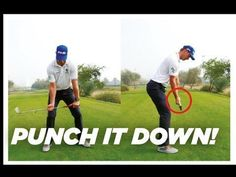 Incredible drill to master the downswing in golf! - YouTube #GolfBasics101+1