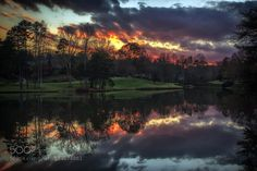 December Sunset by dorameulman. Please Like http://fb.me/go4photos and Follow @go4fotos Thank You. :-)