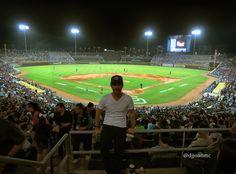 Nuevo Estadio Yaquis de Obregón oct 2016