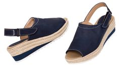 Classic yet quirky – GRETA by Toni Pons at www.espadrillesetc.com    Espadrilles made in Spain.  Price:  United States and non-EEC countries : $72.00  Countries within EEC (including VAT)  : 69.00 €