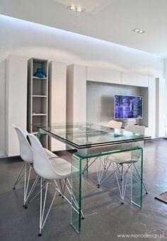 Strefa jadalna w apartamencie Słoneczny Gródek 72 - zarezerwuj wyjątkowe miejsce na urlop