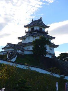 Kakegawa Castle, Kakegawa, Japan Copyright: Mark Garrett