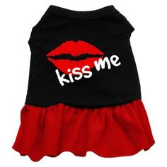 Mirage Pet Products 14-Inch Kiss Me Dress ** Trust me, this is great! Click the image. : Dog Dresses